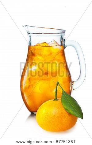 Tangerine Lemonade