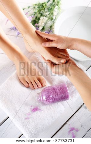 Summer Foot Care