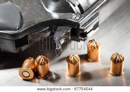 Detail Of Revolver