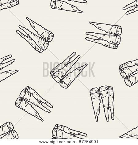 Bamboo Shoot Doodle
