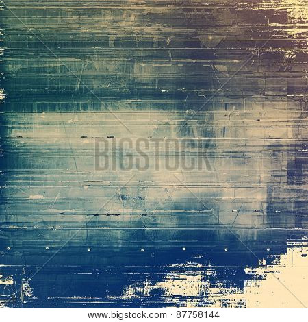 Grunge background or texture for your design. With different color patterns: green; gray; purple (violet); blue