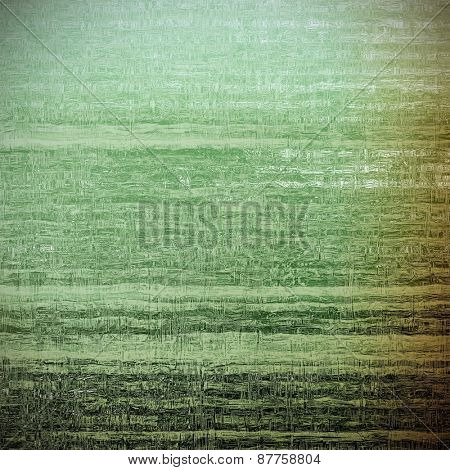Abstract rough grunge background, colorful texture. With different color patterns: brown; green; gray