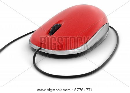 Computer Mouse (clipping path included)