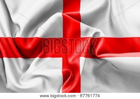 English St Georges Cross Flag