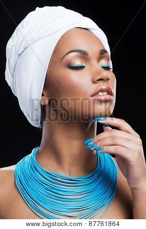 African Beauty In Style.