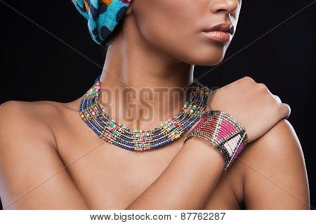 Elegant Jewelry.