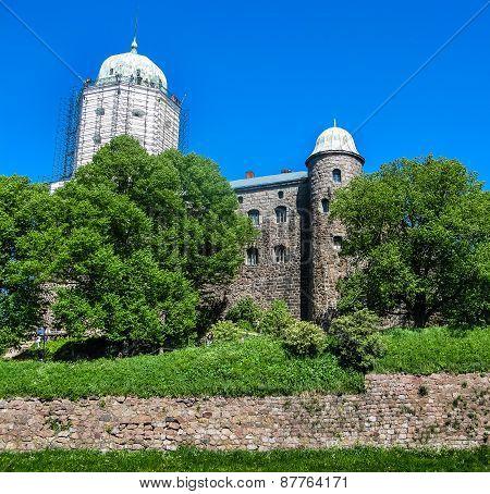 Castle In Vyborg