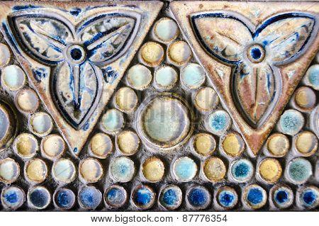 Tiled Mosaic Pattern