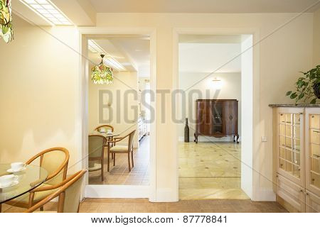 Entrance To Next Room
