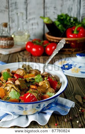 Beef Ragout With Vegetables