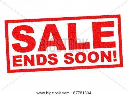 Sale Ends Soon!