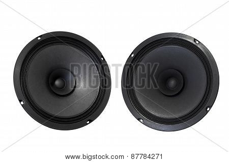 Full-range Loudspeakers
