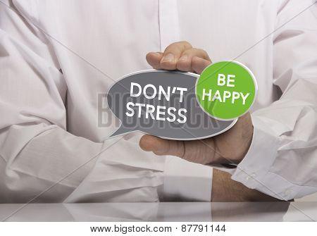 Don't Stress, Be Happy