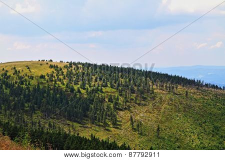Jeseniky Mountains (czech Republic)