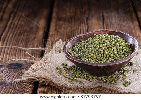 Heap Of Mung Beans