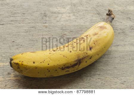 Banana Ready For Baking