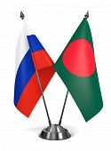 stock photo of bangladesh  - Russia and Bangladesh  - JPG