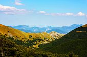 foto of apennines  - Apennines beauty taken in Italy on the Monte Cucco mountain - JPG