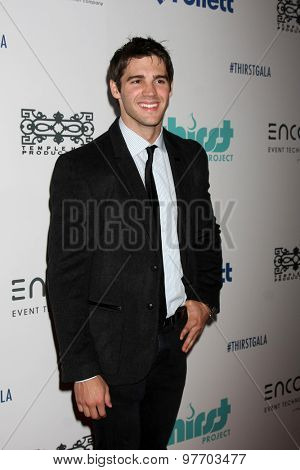 LOS ANGELES - JUN 30:  Steven McQueen at the 6th Annual Thirst Gala at the Beverly Hilton Hotel on June 30, 2015 in Beverly Hills, CA