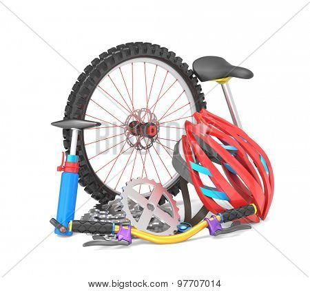 Biking equipment