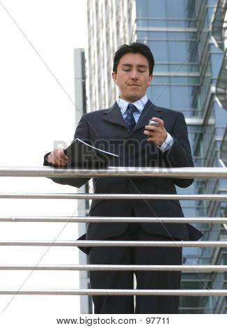 Llamada de negocios - Andres