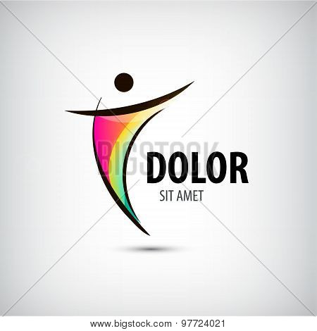 Corporate Success Health Winner logo template. Business concept.