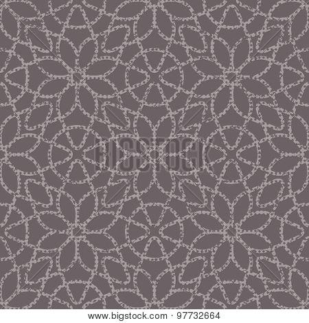 Brown seamless texture halftone