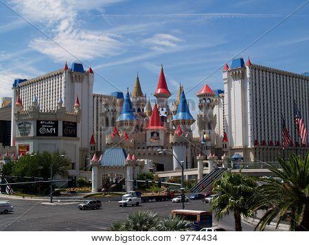 Excalibur Resort, Las Vegas.