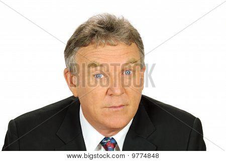 Surprised Businessman