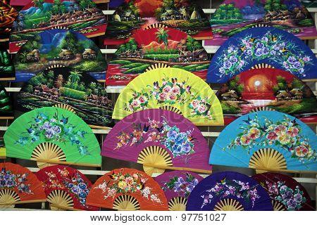 Asia Thailand Chiang Mai Fan