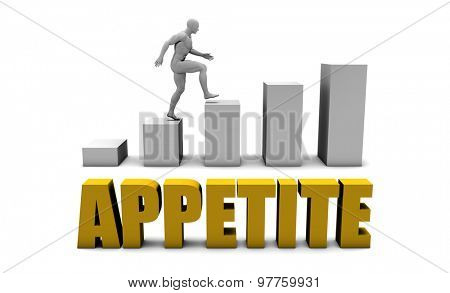 Improve Your Appetite  or Business Process as Concept
