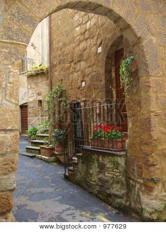 Orvieto Lane 1