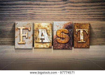 Fast Concept Letterpress Theme