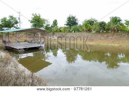 The Pavilion On The Pond