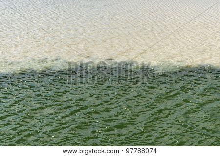 Texture Water Merger Background