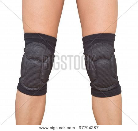 Legs With Knee Caps