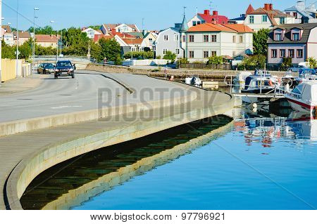 Karlskrona By The Water.