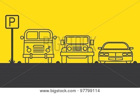 Zone Parking