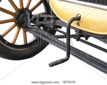 Original Starter Motor