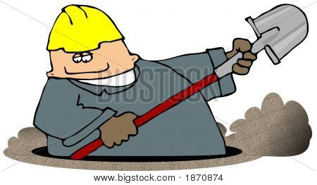 Ditch Digger