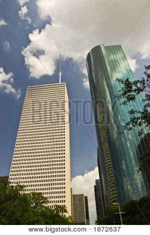 Houston Skyscrapers 2