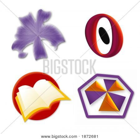 Logo Icons Set 3