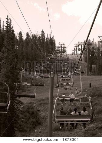 Keystone Colorado, Ski Lift