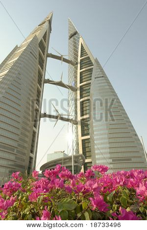 World trade center - Bahrain