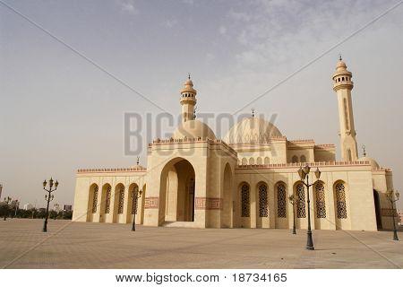 Al-Fateh Grand Mosque in Bahrain
