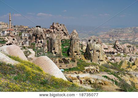 Cappadocia - Turkey, Uchisar