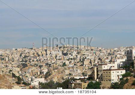 Amman, Jordan - Cityscape