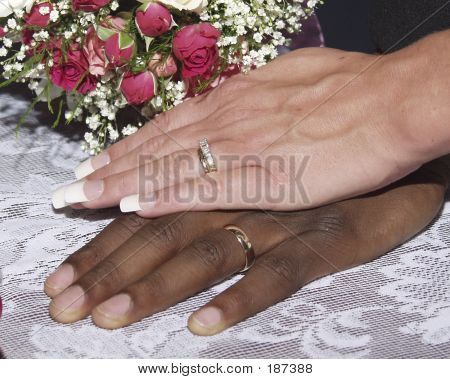 Multi-cultural Hands