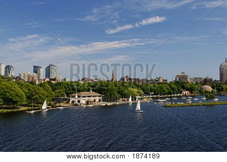 Sommer In Boston