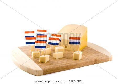 Dutch Cheese-Cubes